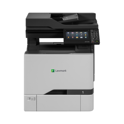 New Color Desktop Copiers from Lexmark